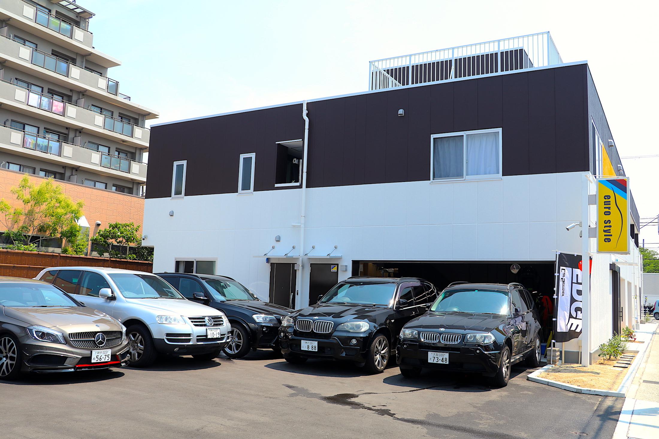 BMW専門店eurostyleとはのイメージ